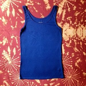 Merona Blue Tank Top